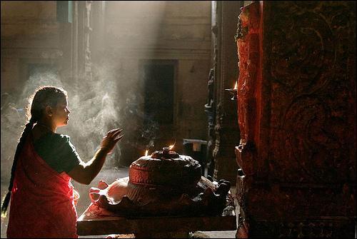 Hinduísmo – O banho do Nirvana