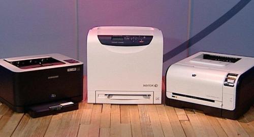 Impressoras a Laser