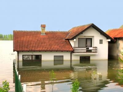 O porquê das inundações