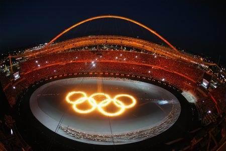 Jogos Olímpicos e física