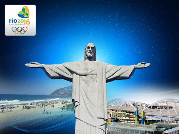 Jogos Olímpicos no Rio 2016