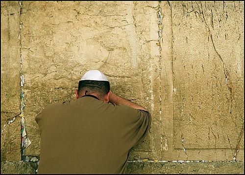 Judaísmo: O Muro das Lamentações