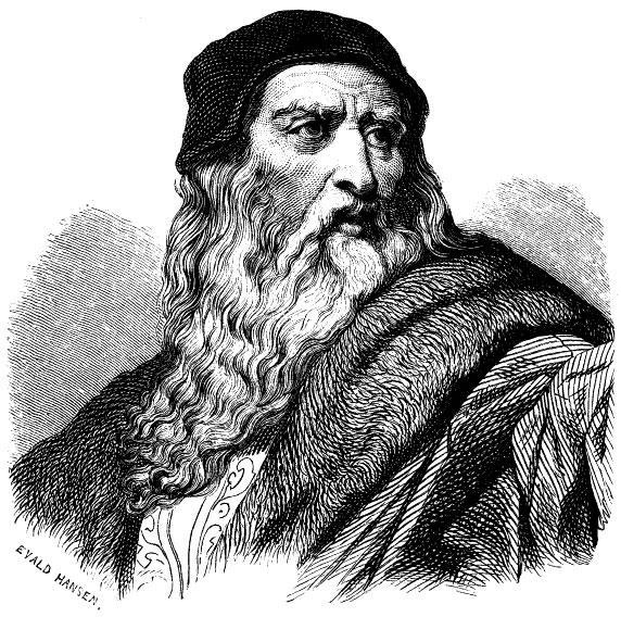 Leonardo da Vinci, o homem desconhecido
