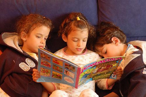 A literatura dos pequeninos