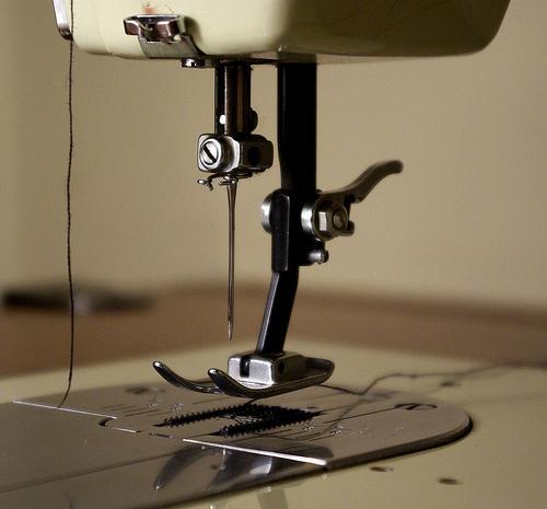 Manutenção de Máquinas de Costura