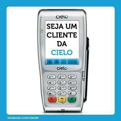 Máquina de Cartão de Crédito para pessoa física