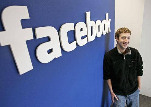Mark Zuckerberg – O Criador do facebook