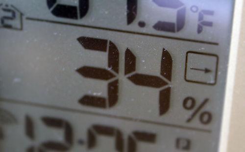 Medidor de humidade