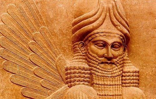 Mesopotâmia - Arte da Acádia e Arte da Assíria