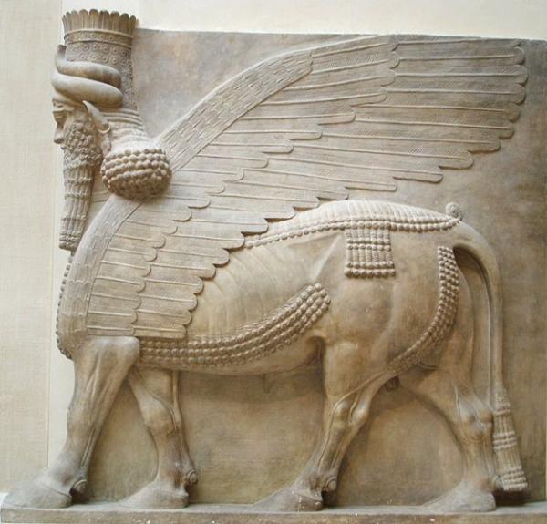Mesopotâmia - Arte da Acádia