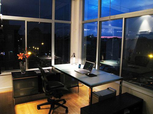 Mobiliário - A estética de um escritório micro