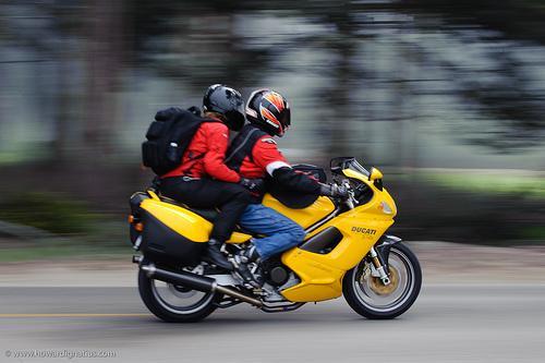 Motociclos - uma condução segura
