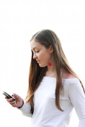 Não telefone, mande uma SMS!