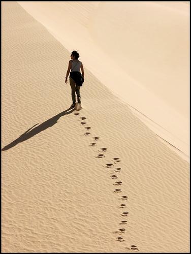 No Teu Deserto – um quase romance
