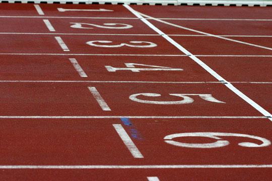 O atletismo na décadas de 80 e 90