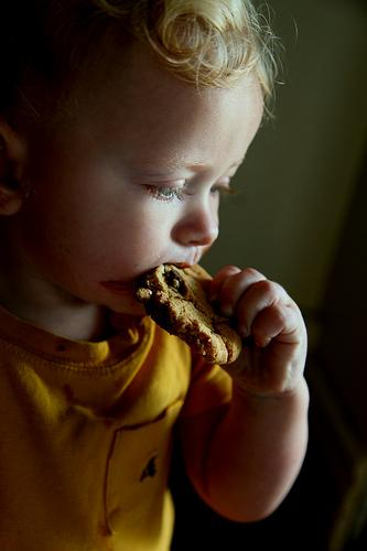 O bebê come o necessário?