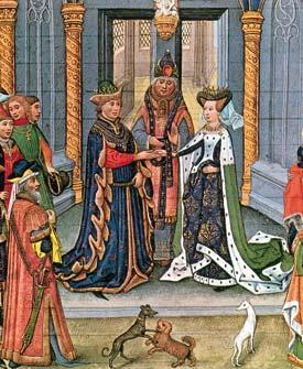 O casamento e a família na Idade Média