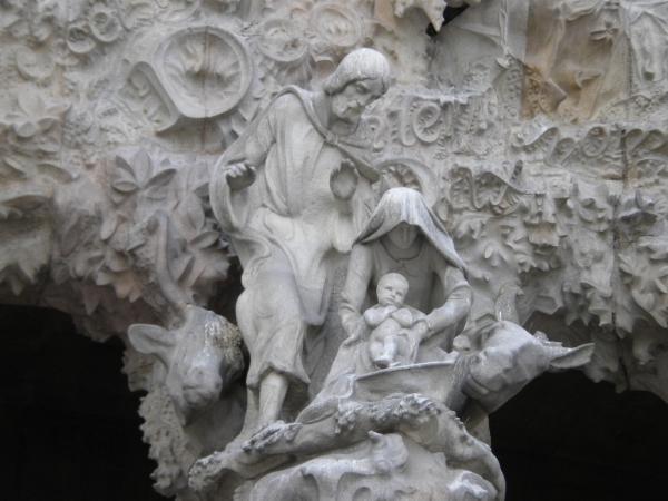 O convergir da arte com a religião