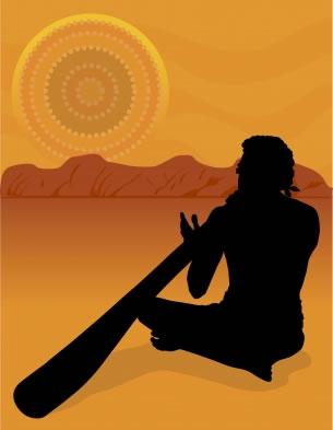 O Didgeridoo, o instrumento da moda
