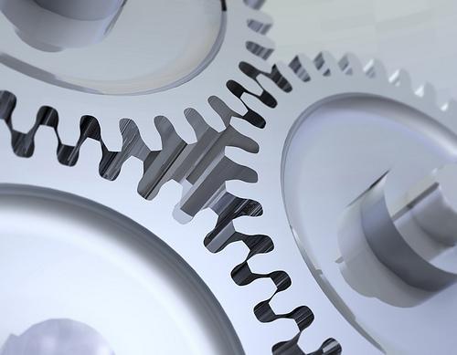 O domínio das máquinas industriais