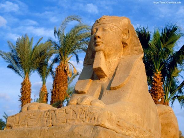 O Egito e os Faraós