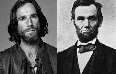 """O elenco de """"Lincoln"""", de Steven Spielberg"""