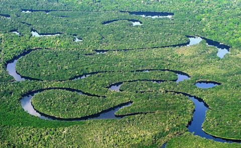 O incrível Amazonas