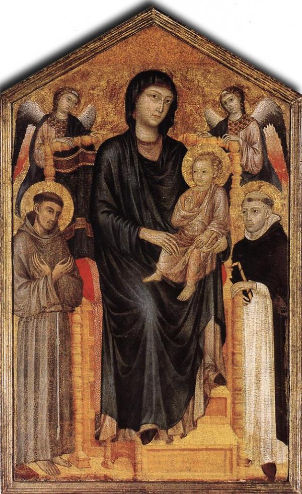 O início do Renascimento em Itália
