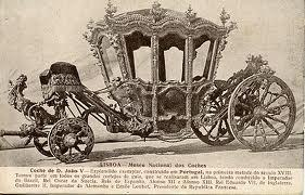 O Museu dos Coches - o automóvel de outros tempos