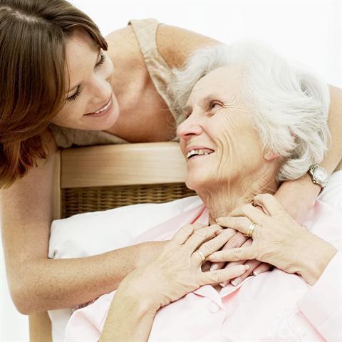 O prestador de cuidados ao idoso