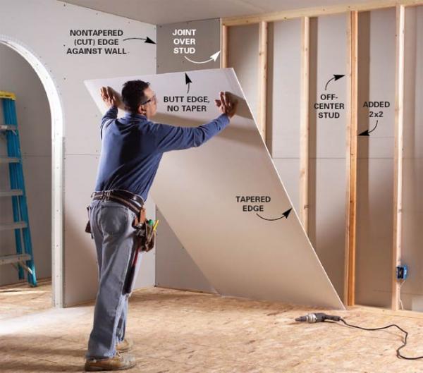 O que é Drywall