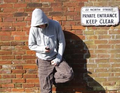 O que leva um adolescente a ser criminoso