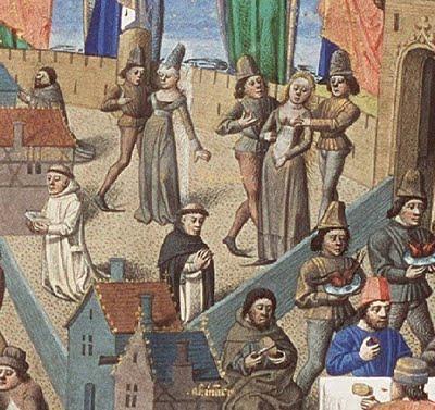 O quotidiano feminino medieval