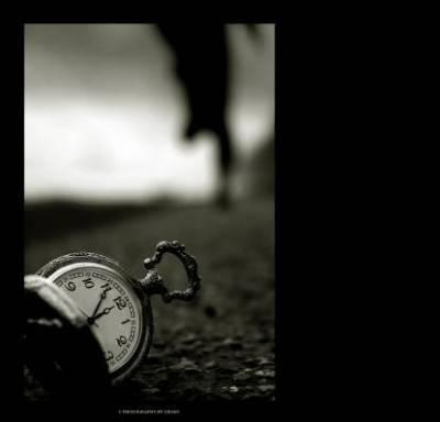 O tempo não espera por nós