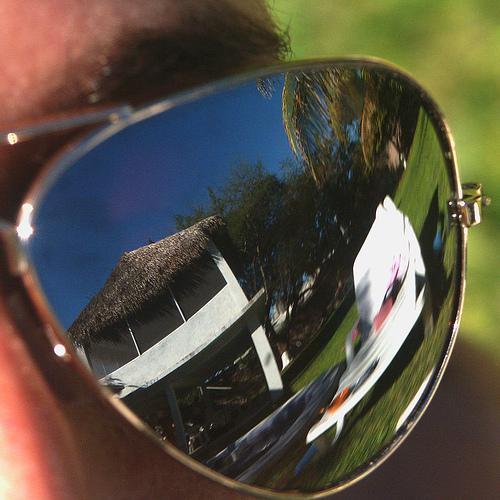 Óculos escuros retardam problemas na visão