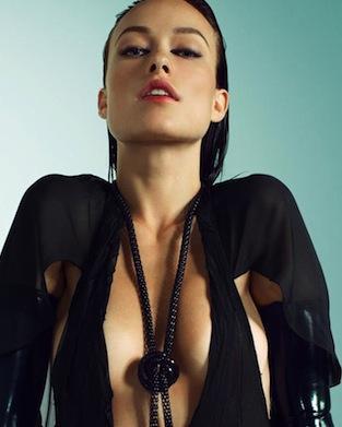 Olivia Wilde, estrela Porn
