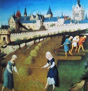 Os camponeses medievais