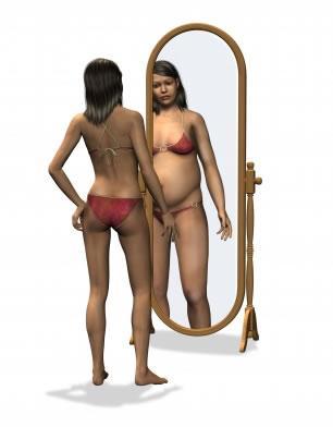 Os limites da anorexia