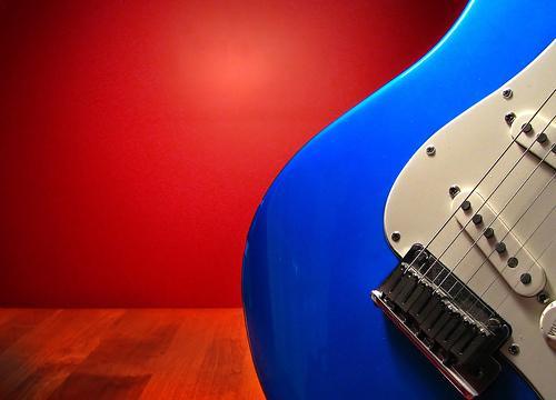 Os segredos de uma guitarra