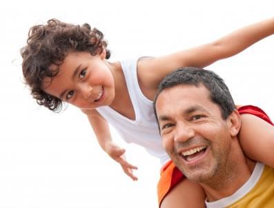 Pai é essencial em nossas vidas