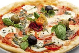 Piza – comida saudável!?