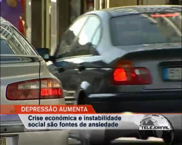 Portugal está em depressão