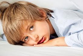 Problemas de sono nas crianças - medos e pesadelos