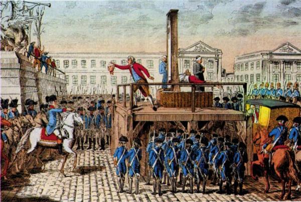 Processo de transformações revolucionárias em França entre 1789 e 1791