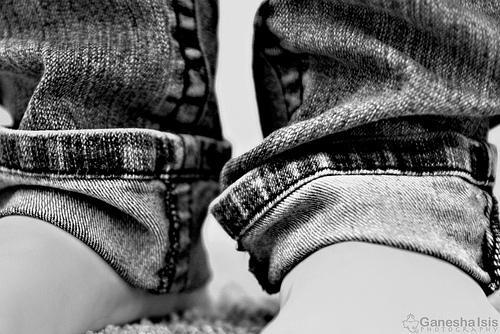 Quem criou as calças de ganga