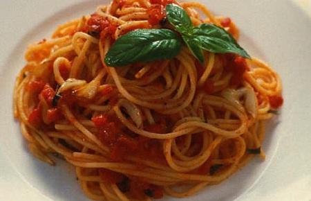 Receita de Macarronada Italiana