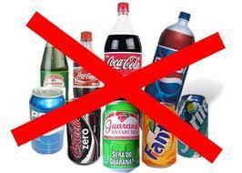 Refrigerante faz mal a saúde