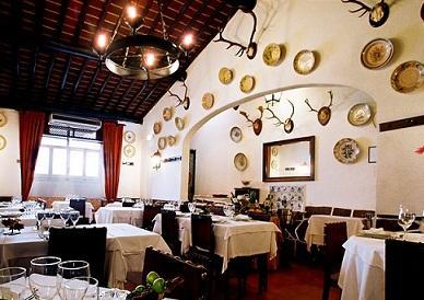 Restaurante Fialho em Portugal - Um Luxo!