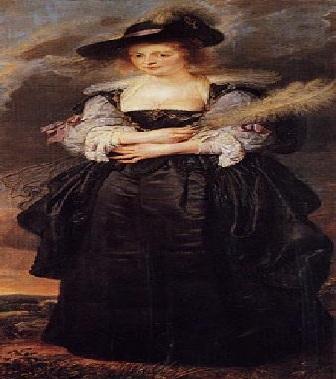 Retrato de Helena Fourment