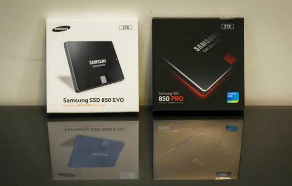Samsung anuncia chegada de SSD de 2TB